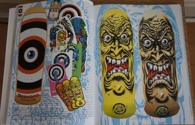JIM PHILLIPS(ジム・フィリップス)のアートブック紹介:スケートボードグラフィックのパイオニアアーティスト