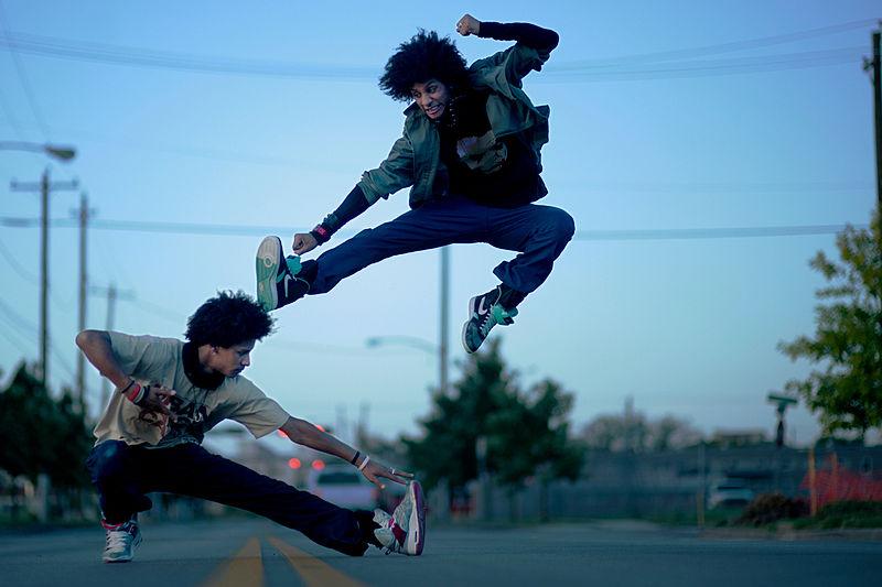 フランス人の双子ダンスチーム:レ・ツインズ(Les Twins)