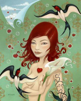 タラ・マクファーソンのポスターアート