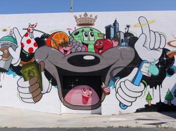 dabsmyla(ダブズ・マイラ) ストリートアート