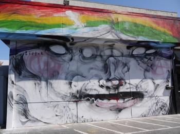 lister ストリートアート