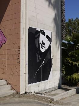 ローカルのストリートアート