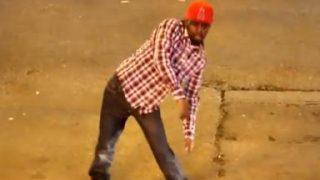 ストリートダンスカルチャー:フレックシング