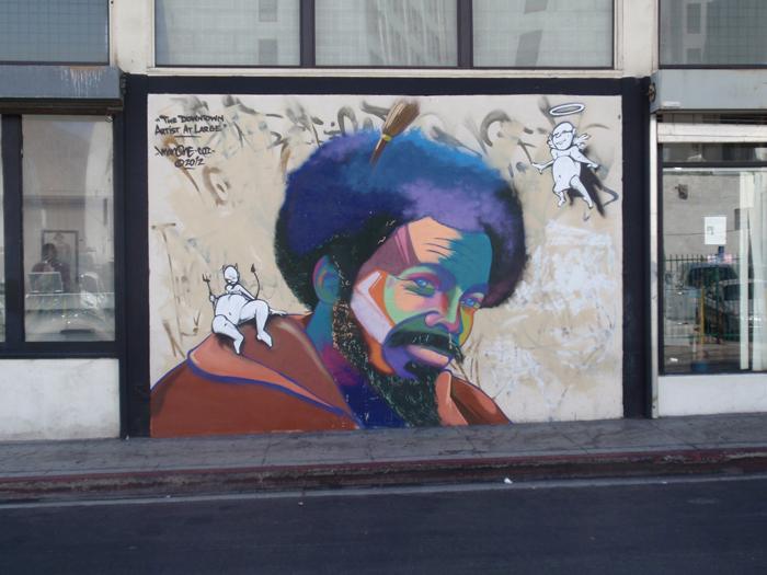 ロサンゼルスのストリート系アートギャラリー:Crewest
