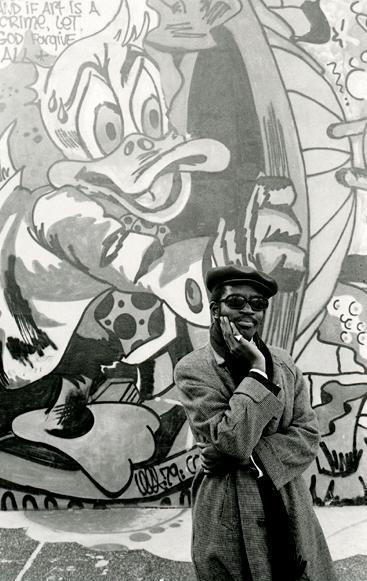 ヒップホップカルチャーのパイオニア:Fab Five Freddy(ファブ・ファイヴ・フレディー)