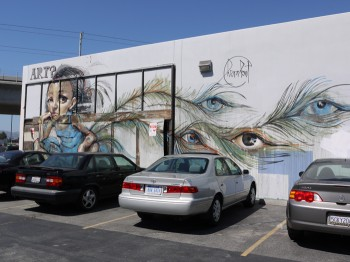 ヘラクト(Herakut)のストリートアート作品