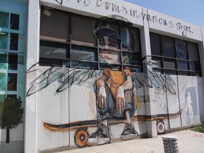 ストリートアーティスト:ヘラクト(Herakut)のアーティストプロフィール紹介