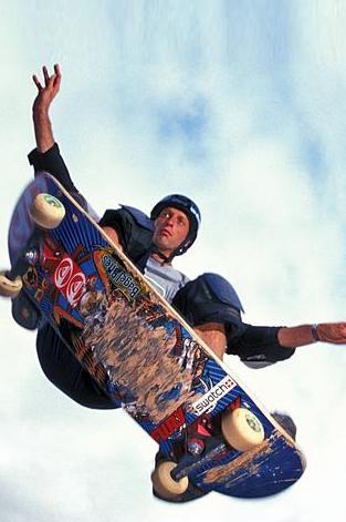 Tony Hawk(トニー・ホーク):スケートボード世界のレジェンド