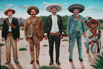 チカーノミューラルアーティスト:Emigdio Vasquez(エミグディオ・ヴァズケズ)