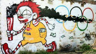 オリンピックストリートアート:Mau Mau