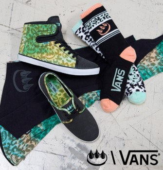Vans x Claw Money