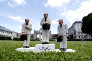 オリンピックアート:アイザック・コルダル