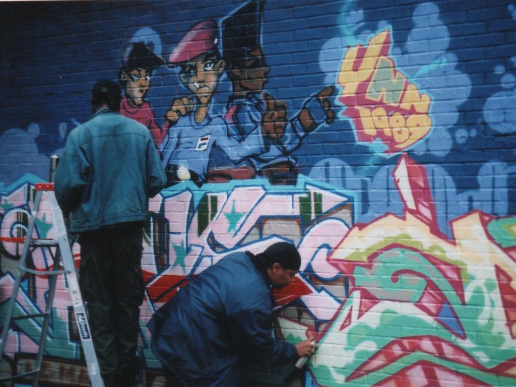 ストリートアート・グラフィティーアート世界にインスパイヤーされた映画:ベスト5