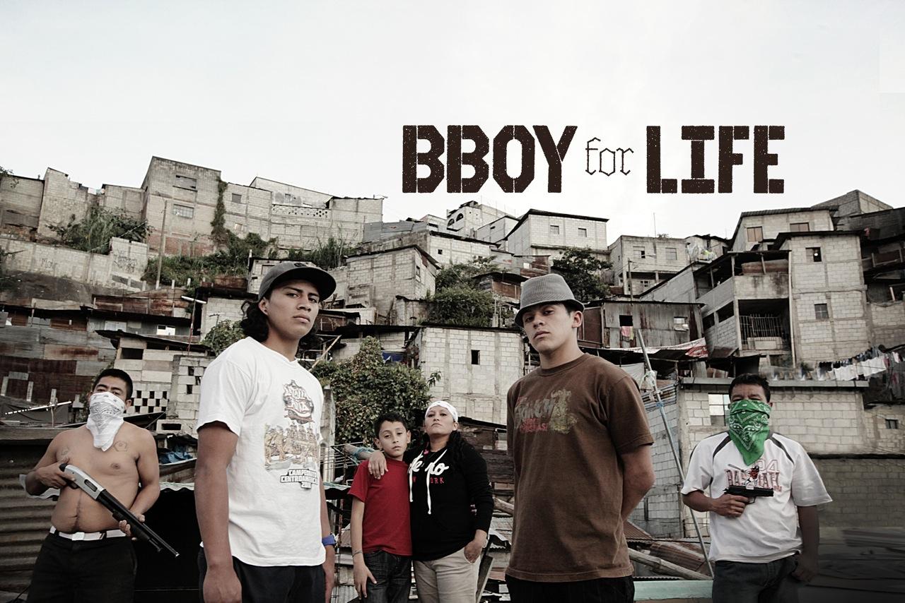 グアテマラのゲットーで繰り広げられるB-BOYカルチャードキュメンタリー映画「BBoy For Life」についてCoury監督にインタビュー