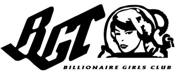 ファレル・ウィリアムス(Pharrell Williams)のアパレルブランド Billionaire Girls Club