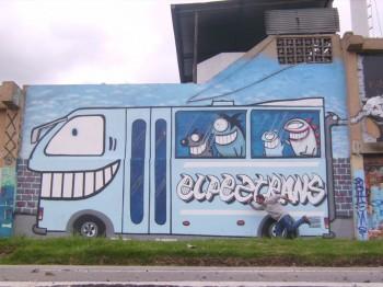 Buseta-Bogota