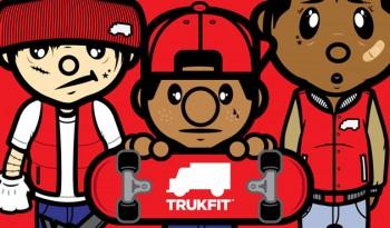 リル・ウェイン(Lil' Wayne)のアパレルブランド Trukfit