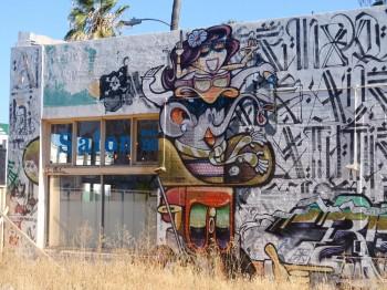 ストリートアート ロサンゼルス