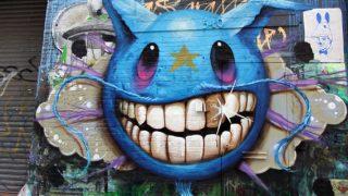 Jeff Soto(ジェフ・ソト)のストリートアート作品