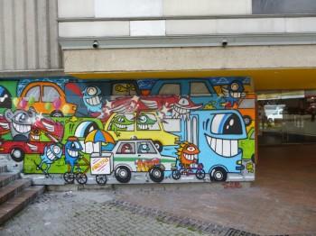 Pez(ぺズ) ストリートアート作品