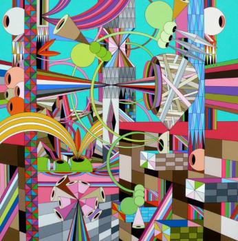 Dalek(ダーレック)のアート作品
